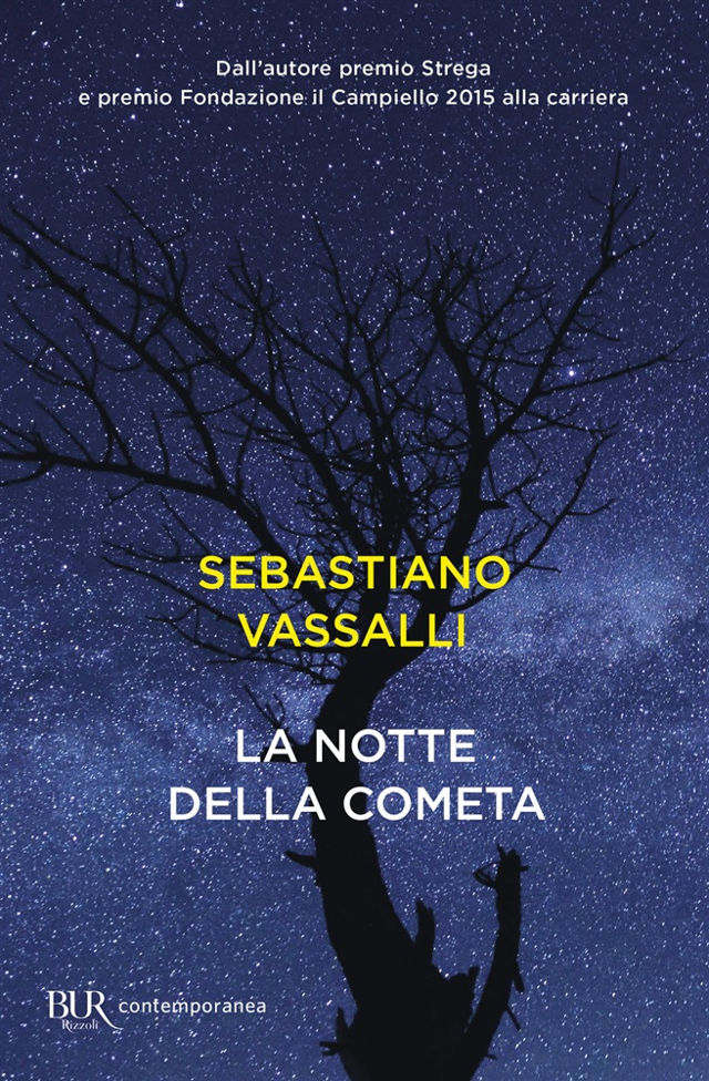 La notte della cometa - Sebastiano Vassalli - Bur