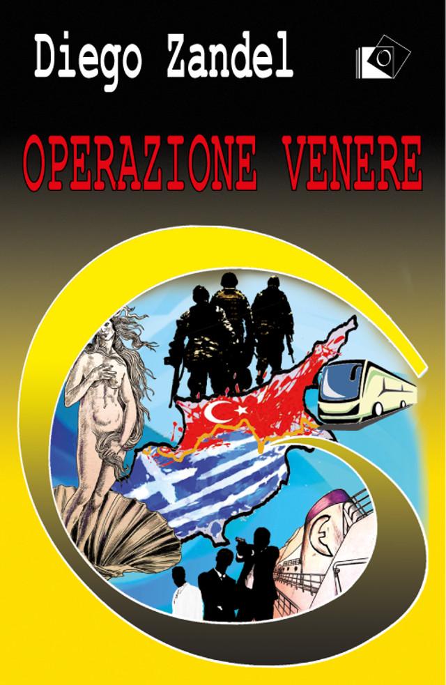 Diego Zandel - Operazione Venere - Oltre Edizioni
